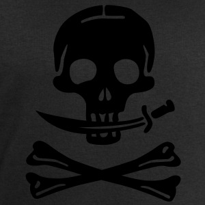 pirat - pirater - skalle - pirate - pirates T-shirts - Sweatshirt herr från Stanley & Stella