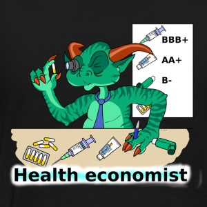 health economist Hoodies & Sweatshirts - Men's Premium T-Shirt
