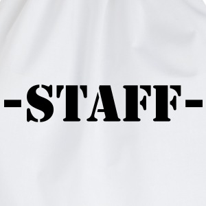staff T-shirts - Gymnastikpåse