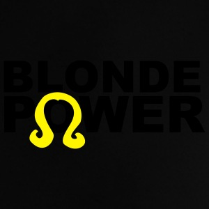 blonde power Bags  - Baby T-Shirt