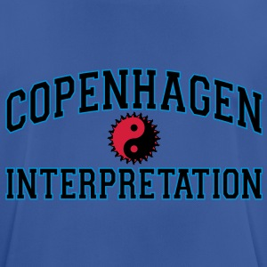Copenhagen Intepretation (BLACK LETTERS) Hoodies & Sweatshirts - Men's Breathable T-Shirt