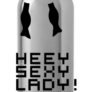 Hey Sexy Lady T-Shirts - Water Bottle