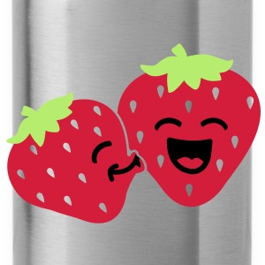strawberry kiss Accessoarer - Vattenflaska
