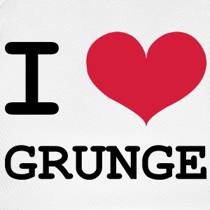 I Love Grunge Tee shirts - Casquette classique