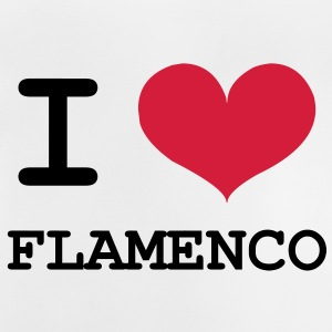I Love Flamenco ! Shirts - Baby T-shirt