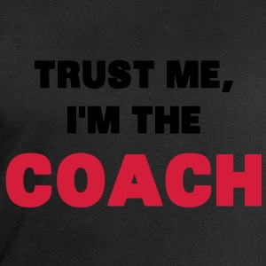 Trust Me, I'm the Coach Tee shirts - Sweat-shirt Homme Stanley & Stella