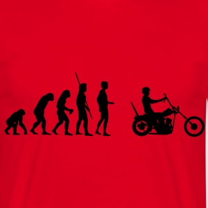 Evolution Chopper Pullover - Männer T-Shirt