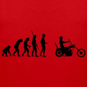Evolution Chopper Pullover - Männer Premium Tank Top