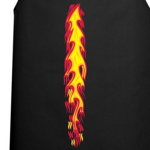 flames, flammen, fire, Feuer, arm, sleeves, tattoo - Cooking Apron