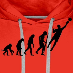 Evolution Goalkeeper Soccer Shirts - Men's Premium Hoodie