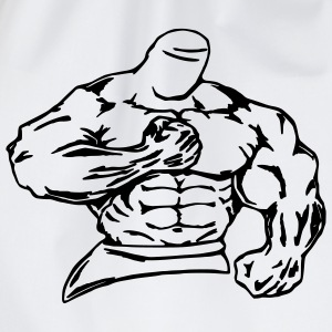 Bodybuilder/Fighter T-shirts - Sportstaske