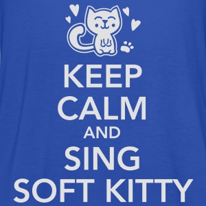 keep calm and sing soft kitty T-Shirts - Women's Tank Top by Bella