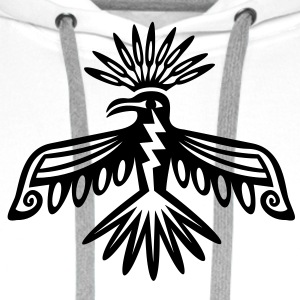 Thunderbird - most powerful of all spirits Tee shirts - Sweat-shirt à capuche Premium pour hommes