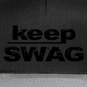 keep Swag  - Casquette snapback