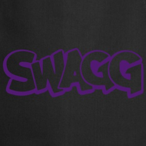 Swagg graff outline T-Shirts - Cooking Apron