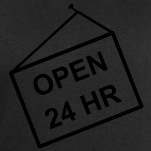 open 24h - Men's Sweatshirt by Stanley & Stella