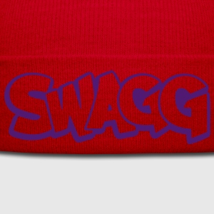 Swagg graff outline Hoodies & Sweatshirts - Winter Hat
