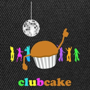 clubcake T-shirts - Snapback cap