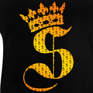 Swaggance king gold T-Shirts - Baby T-Shirt