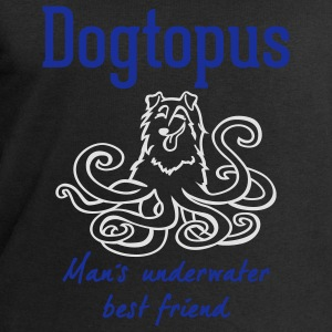 Dogtopus - Men's Sweatshirt by Stanley & Stella