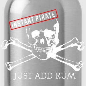 Instant Pirate - Trinkflasche