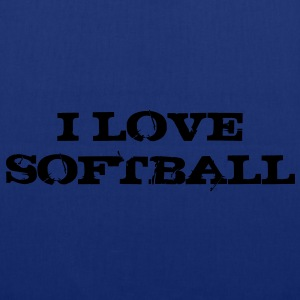 i_love_softball Sweat-shirts - Tote Bag
