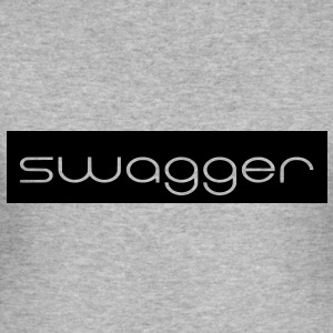 swagger - Männer Slim Fit T-Shirt