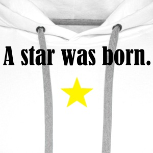 a star was born Other - Men's Premium Hoodie