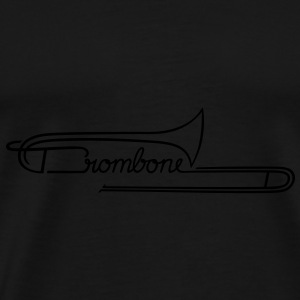 The Trombone II Bags  - Men's Premium T-Shirt