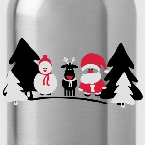 christmas crew 2 Hoodies & Sweatshirts - Water Bottle