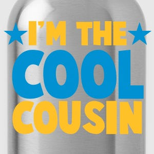 I'm the COOL Cousin! Hoodies & Sweatshirts - Water Bottle