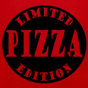 pizza_limited_edition_ Grembiuli - Mannen Premium tank top