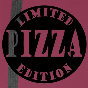 pizza_limited_edition_ Polo - Men's Premium Hoodie