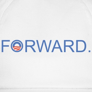 Forward Obama 2012. - Baseballkappe