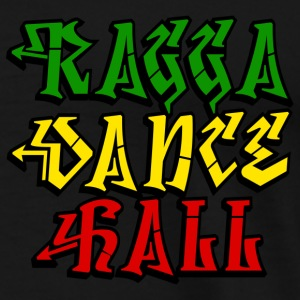 ragga dance hall Jackets & Vests - Men's Premium T-Shirt