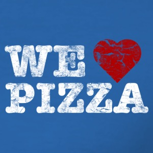 we_love_pizza_vintage_hell Jacks & vesten - slim fit T-shirt