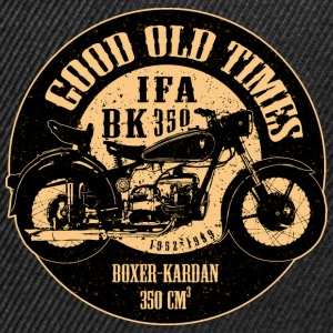 Good Old Times T-Shirts - Snapback Cap
