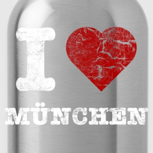 i_love_muenchen_vintage_hell Sweaters - Drinkfles