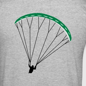 Paraglider Nikita Hoodies & Sweatshirts - Men's Slim Fit T-Shirt
