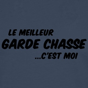 garde chasse - T-shirt manches longues Premium Homme