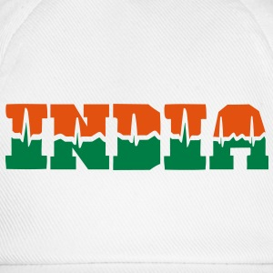India tattoo Hoodies - Baseball Cap