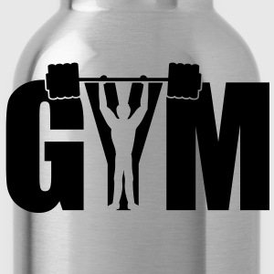 gym T-Shirts - Water Bottle