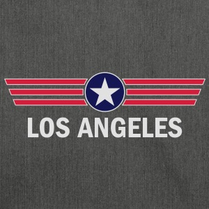 Los Angeles Hoodie - Schultertasche aus Recycling-Material
