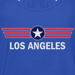 Los Angeles T-Shirt - Frauen Tank Top von Bella