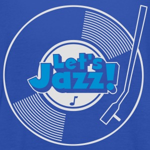 let's jazz wax T-Shirts - Women's Tank Top by Bella