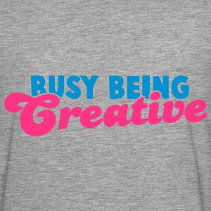 BUSY being CREATIVE! Hoodies & Sweatshirts - Men's Premium Longsleeve Shirt