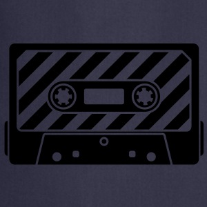 Audio Tape - Music Cassette T-shirts - Keukenschort