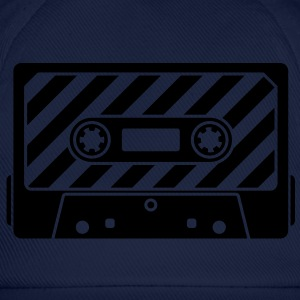 Audio Tape - Music Cassette T-shirts - Baseballcap