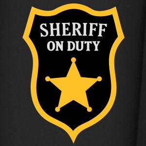 shérif Sheriff police .Tee Shirts - T-shirt manches longues Premium Homme