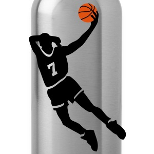 Basketball slam dunk Hosen & Shorts - Trinkflasche